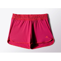 Short Adidas Running Ng Color Fucsia Climalite