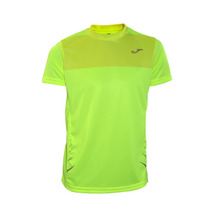 Remera Joma Hombre Poliester Fluo Running Fitness