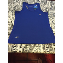 Musculosa Adidas Fitness Mujer Climacool