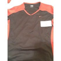 Nike Remera Dri Fit Running Mujer Large