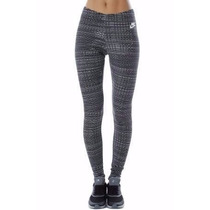 Calza Nike Mujer Just Do It Training Woman A-see Aop