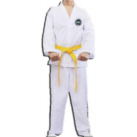 Uniforme Taekwondo Itf Wtf Dobok T0a2 Oficial Acrocel Niños