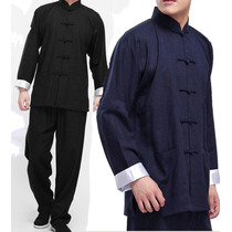 Trajes ( Saco Y Pant) Kung Fu Y Tai Chi Ken-marc Adultos