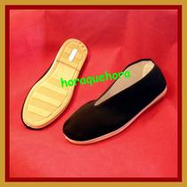Zapatillas Sin Cordones Modelo Tradicional Chino (39 Al 44)