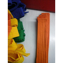 Cinturones De Colores De Arte Marcial .