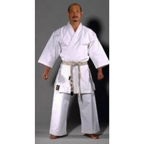 Karategui Pesado Tela Lona Cabeza Toro Karate Tradicional