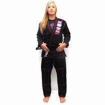Kimono Jiu-jitsu Kvra Bjj Style Femenino
