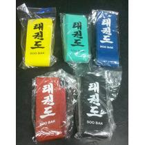 Juego Puntas De Colores Tae Kwon Do