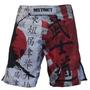 Bermudas Mma Instinct Sol Naciente - Boxeo Kick Boxing - Ufc