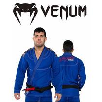Kimono Venum Challengerl Azul A2