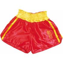 Pantalón Corto Sanda/ Kick Boxing / Muay Thai Marca Britz!