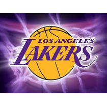 Camiseta Nba De Los Angeles Lakers
