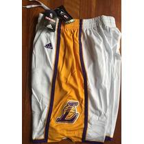 Short Nba Lakers Knicks Cavaliers Licencia Oficial