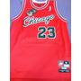 Camiseta Basket Nba Chicago Bulls Micha Jordan 23 Nike 1984
