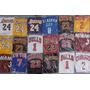 Camiseta Nba Para Chicos Bulls Lakers Miami Elegí La Tuya