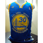 Camiseta Basquet Nba Golden State Warriors 30 Curry Adidas