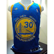 Camiseta Basquet Nba Golden State Warriors 30 Curry Adidas