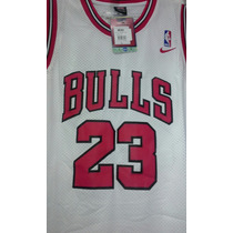 Camiseta Nba Chicago Bulls Jordan