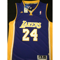 Camiseta Importada Basquet Nba Lakers #24 Kobe Bryant