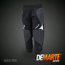 Pantalón Reusch Hulk Pro Con Duraguard