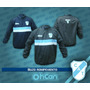 Buzo Rompevientos De Temperley Original Ohcan Sport Oferton
