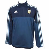 Buzo Adidas Modelo Training Top Sel Argentina - Ahora 12 -