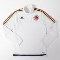 Buzo Adidas Seleccion De Colombia Entrenamiento Futbol