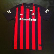 Camiseta San Lorenzo Titular 2015