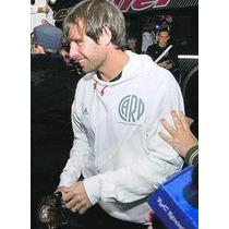 Buzo River Plate Canguro Capucha Nuevos Oferta