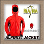 Campera Alpinist Impermeable / Respirable 3 Capas- Rotpunkt