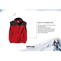Chaleco Gravity Stormstop Micropolar Northland+rosario+