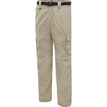 Pantalon Trekking Alpine Design Convertible Ripstop Talle Xl