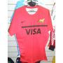 Camiseta Rugby De Los Pumas Entrenamiento Match 30%off M