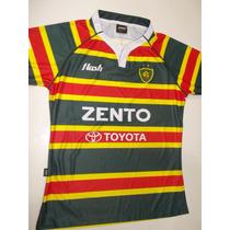 Camiseta Rugby Lomas Flash Titular Original De Fabrica
