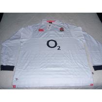 Buzo Rugby England Canterbury Xxxl