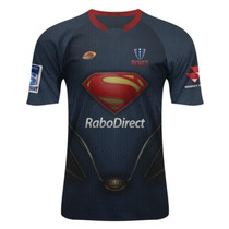 Camiseta Rugby Niño Superman - Lions Xv
