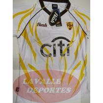 Camiseta Rugby Belgrano Flash Suplente Adulto Original