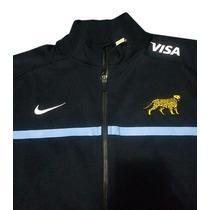Ultima! Campera Nike Knit Dri Fit Los Pumas Rugby Uar Envios