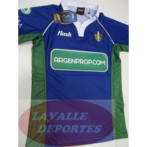 Camiseta Rugby San Martin Flash Adulto Original De Fabrica