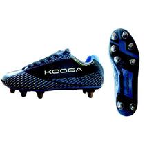 Botines De Rugby Kooga 8 Tapones Aluminio (talles 46 Al 50)