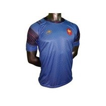 Camiseta Rugby Anatomic France