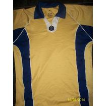 Camiseta Signia Torneos Y Competencia Color Amariila Y Azul
