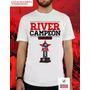Remera River Campeon Recopa 2015 - Envio Gratis