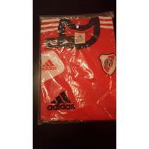 Remera Adidas Entrenamiento River Plate Roja 2014