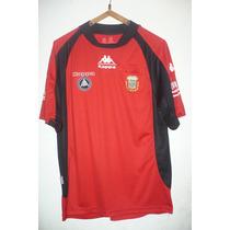 Camiseta De Arbitro Kappa Argentina Talle M