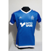 Camiseta Olympique Marsella 2016 Talle L O Xl
