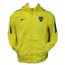 Campera Nike Boca Jrs Stormfit 2016 Original Impermeable