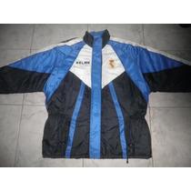Camperon Real Madrid Kelme Decada 90