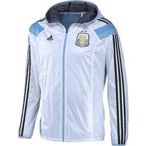 Campera Adidas Sel Argentina Modelo Woven Anthem Jacket