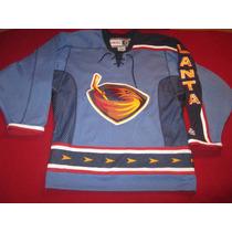 Camiseta Jersey Hockey Atlanta Thrashers Ccm Talle S Nhl